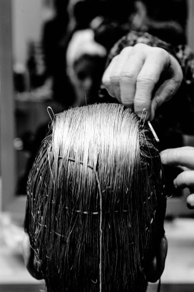 image mariage D'alberto haute coiffure